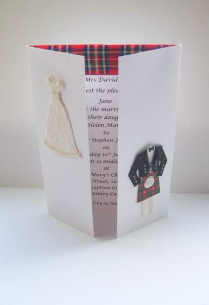 Celtic Style Wedding Invitations   invitations  passport